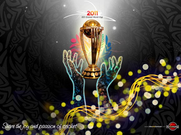 Indian Teams Icc World Cup 2011 Wallpapers - 2011 cricket world cup