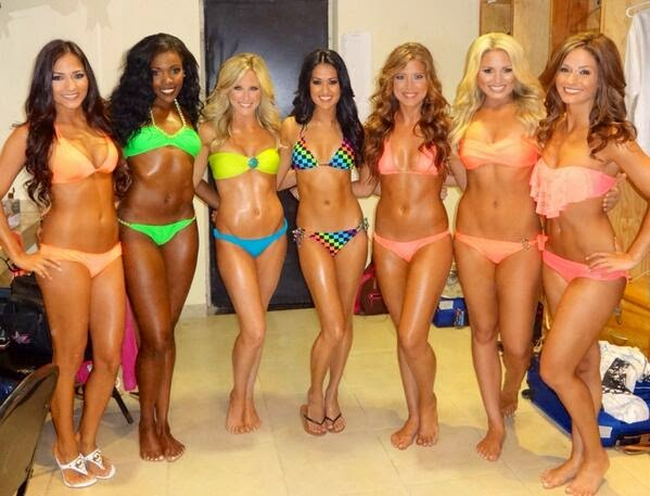 from Cason teen cheerleaders in swimsuit photos
