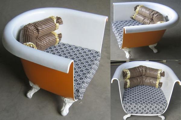 desain sofa unik