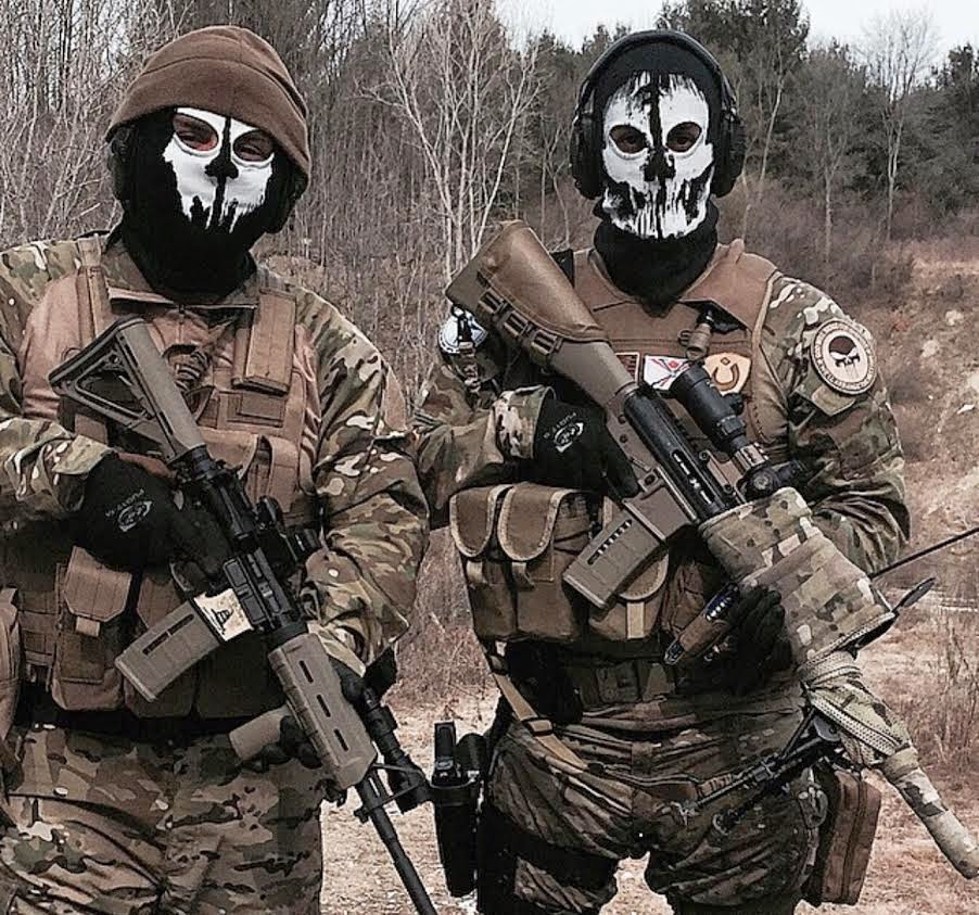Call of Duty Face Mask