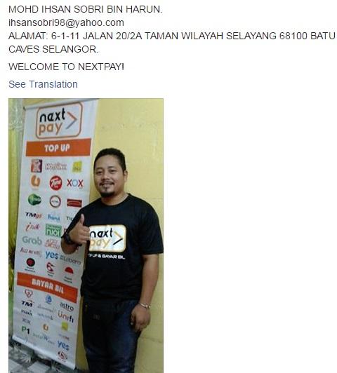 Agen Top Up Selayang Selangor