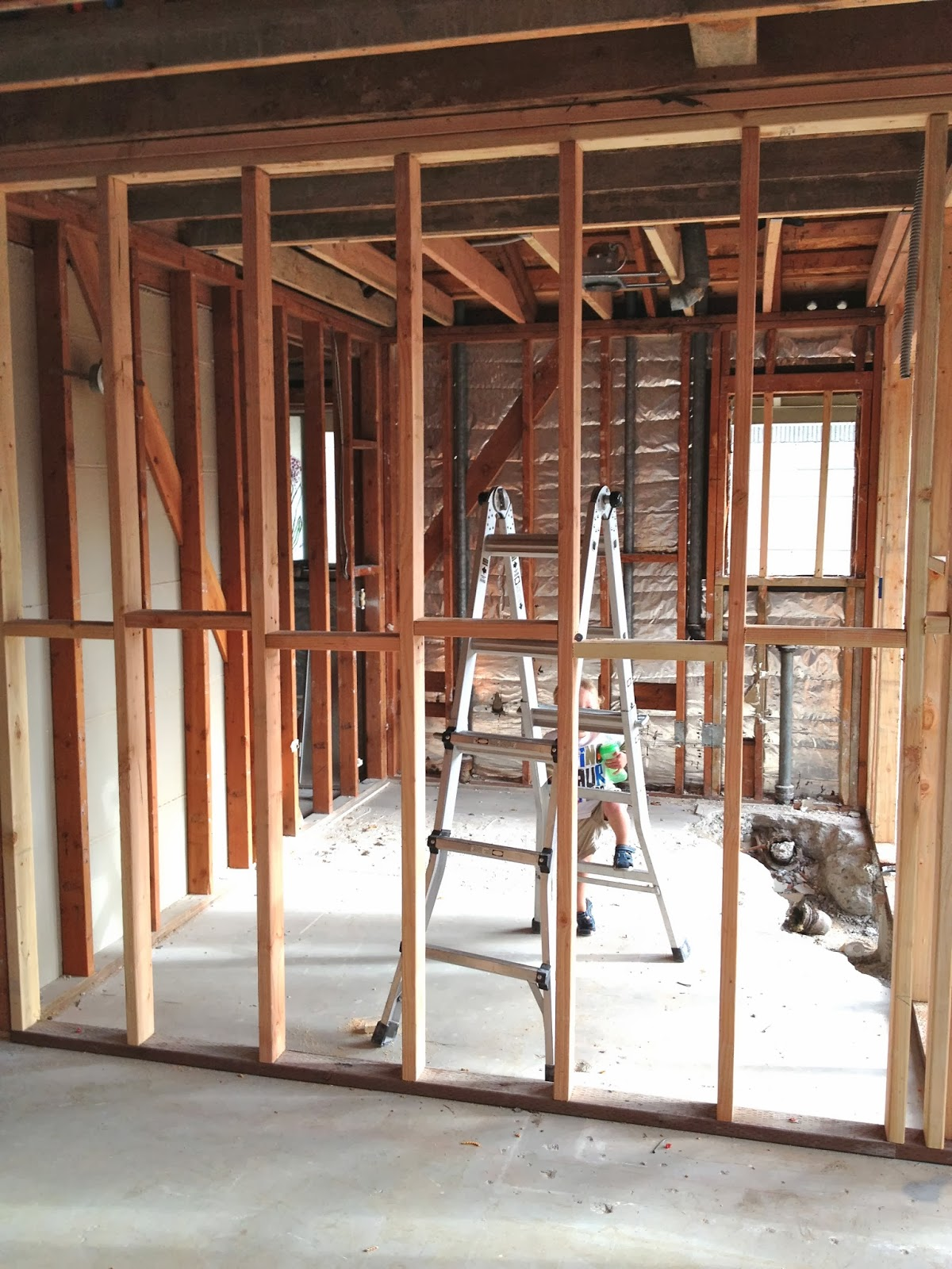 The cape cod ranch renovation another closet for Cape cod closets