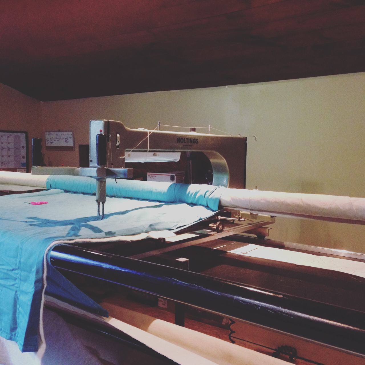 "Nolting 30"" Longarm"