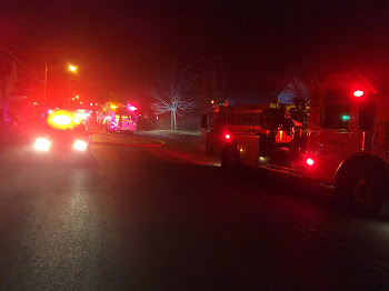 Housefire Fills Neighborhood with Smoke
