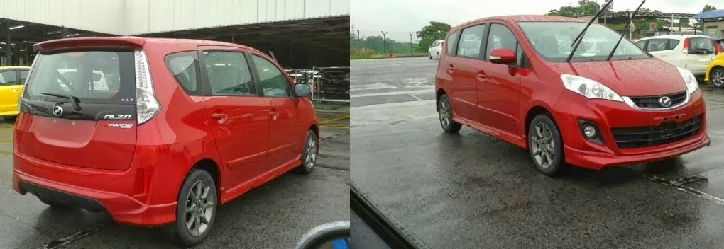 "NEW Perodua Alza -- Open for Booking --- "" Price drop till Rm5k above"""