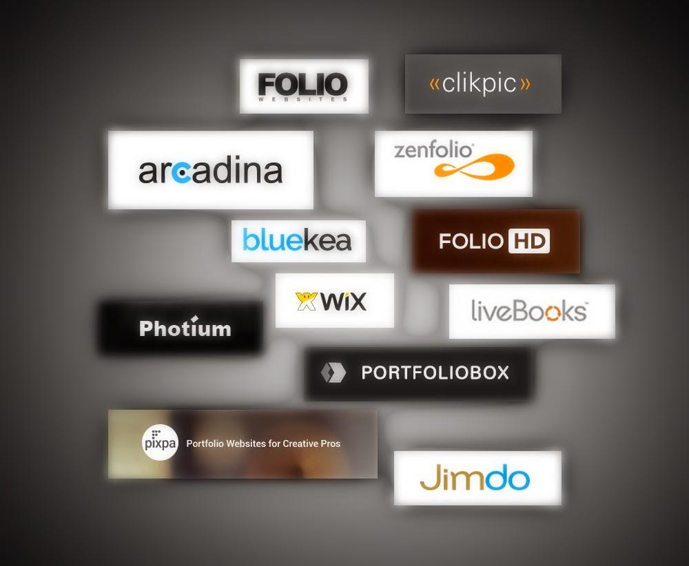 12 sitios especializados en crear webs para fotógrafos | EL PAISAJE ...
