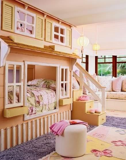 4 تشكيلة غرف نوم اطفال حديثة
