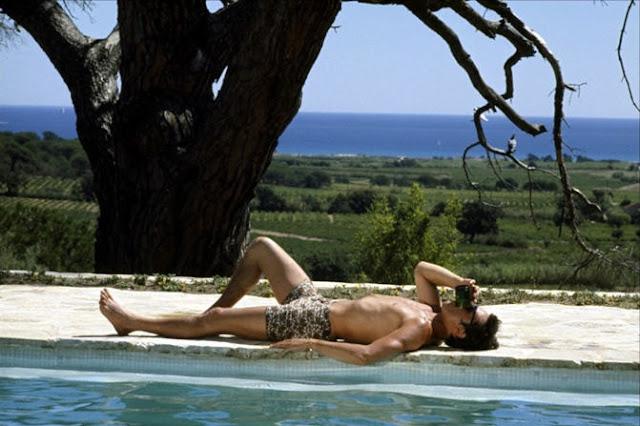 Merci paris young love for Alain delon la piscine streaming