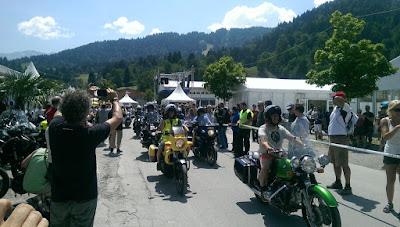 Motorrad Days Classic Bikes