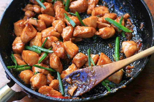 Caramelized Spicy Chicken 4 | Vietnamese Recipes