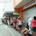 Liquidação movimenta loja em Paulista