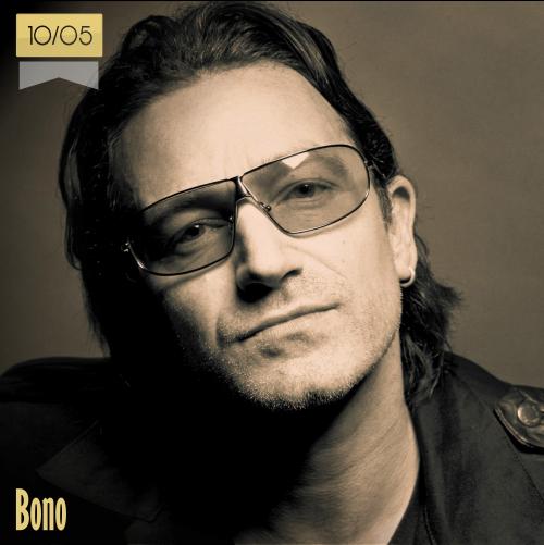10 de mayo | Bono - @BONO_VOX_ | Info + vídeos