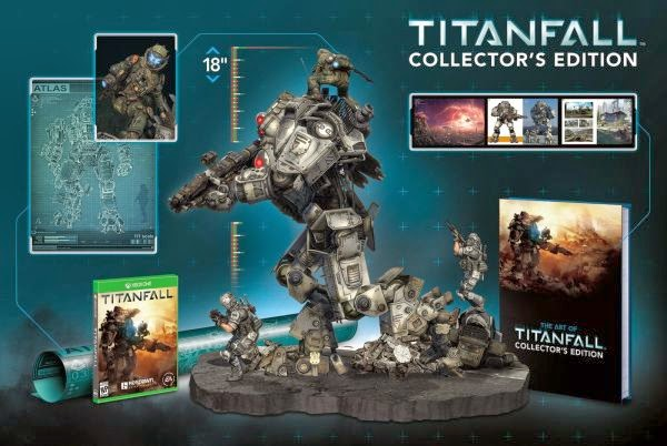 Titanfall iOS iPhone and iPad