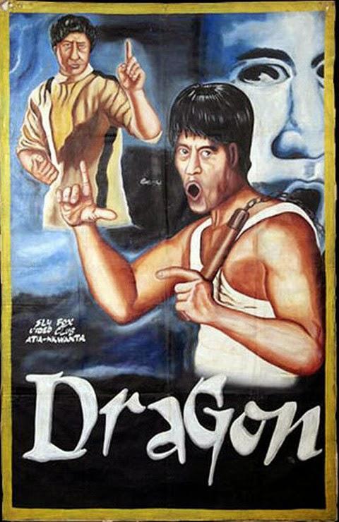 Operación Dragón poster
