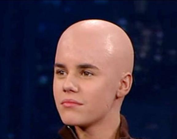 Se cortan las venas por Justin Bieber