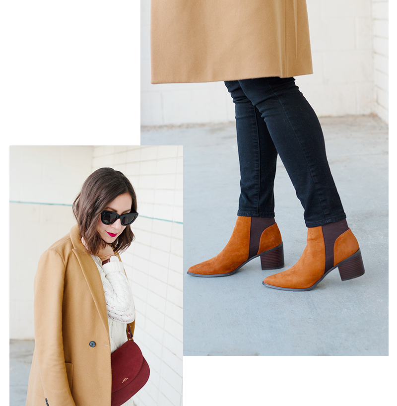 Camel tones for fall