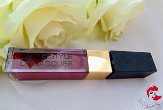 Astor Matte Style Lip Lacquer - Live your own Style - www.annitschkasblog.de