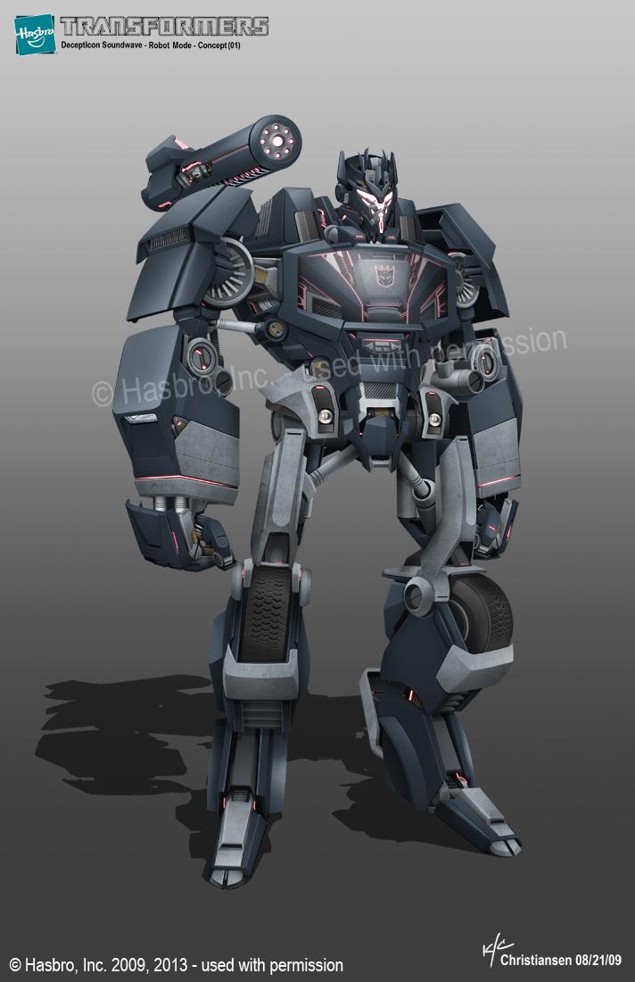 Current Generation Transformers SoundwaveBot_TVS_Blog