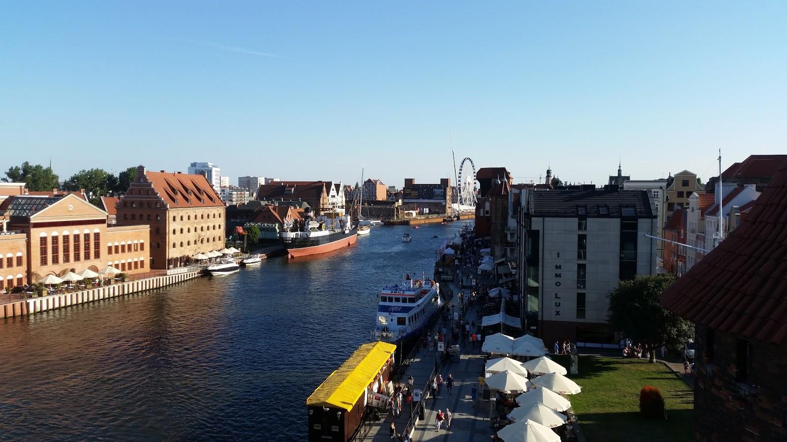 Polonia: Danzica sulla via dell'ambra baltica
