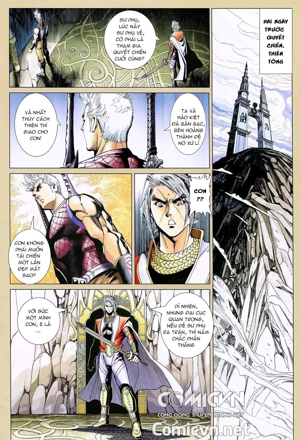 Thần binh huyền kỳ 3 - 3.5 Chapter 187 - Hamtruyen.vn