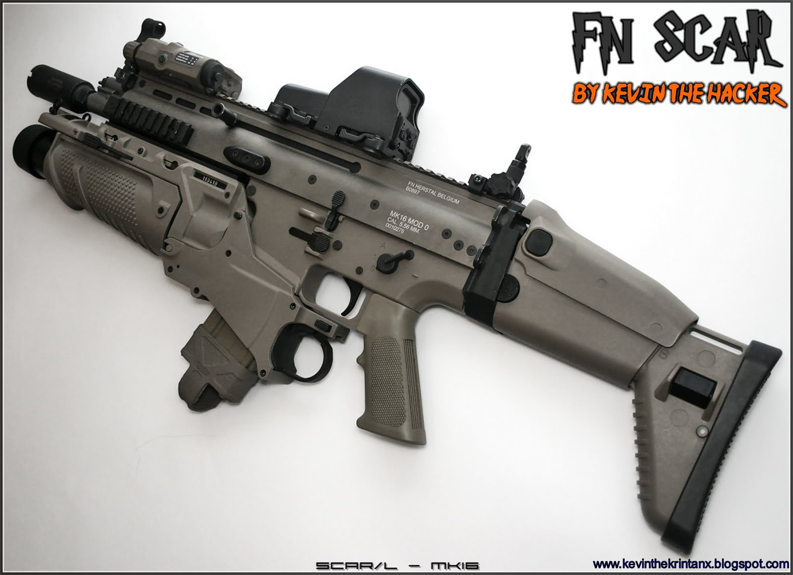 FN SCAR 16 Wallpaper Downloads http://re-downloads.info/Wallpapers-Fn-Scar-Mark-16-And-Mark-17-Special-Forces-Combat-Assault-Rifle-Usa.html