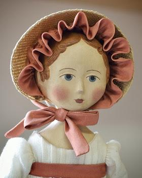 Jane Austen Doll