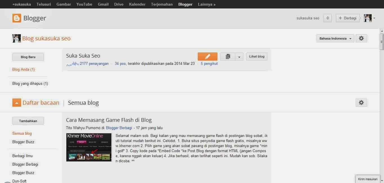 Tutorial Membuat Blogroll di Blog dengan Mudah dan Simpel
