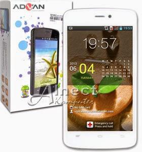 Spesifikasi Dan Harga hp Advan Vandroid S4A Android Murah