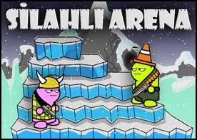 Silahlı Arena Oyunu Oyunkuzusu