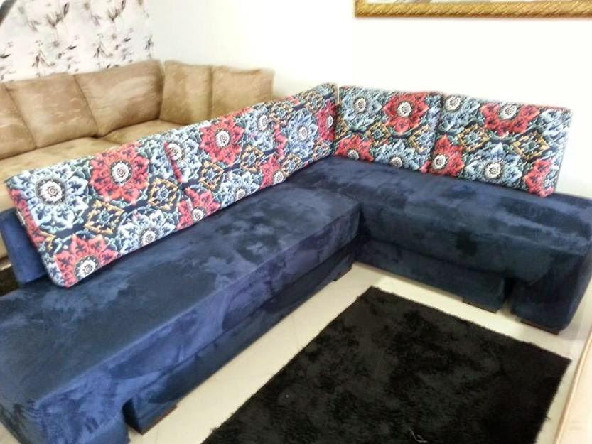 Jos ronaldo estofados sof cama ou sof de canto - Fotos de sofa camas ...