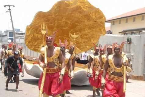 Lagos Carnival photos
