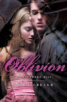 oblivion by kelly creagh