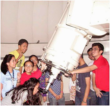 NISMED stargazing sessions