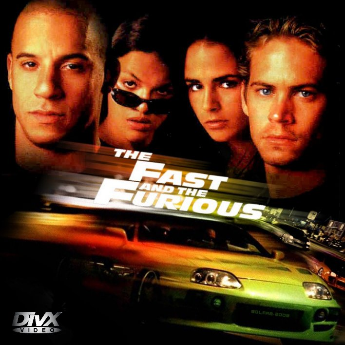 Generation 96 Megaupload-city: Fast and Furious
