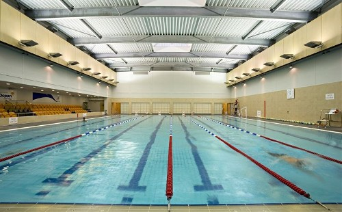 swimming round london june 2012