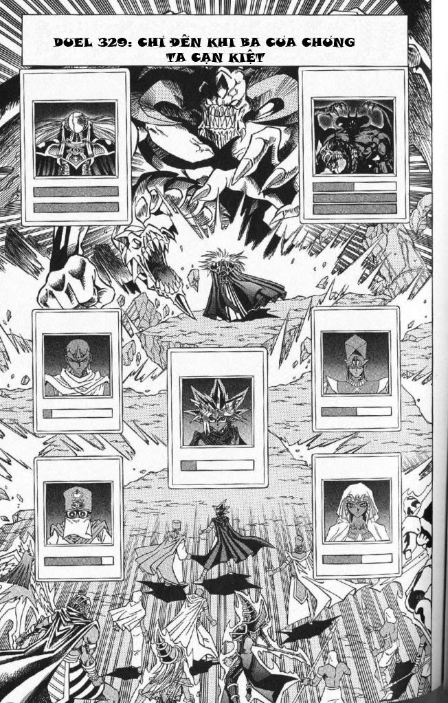 YuGi Oh – Vua Trò Chơi chap 329 Trang 2