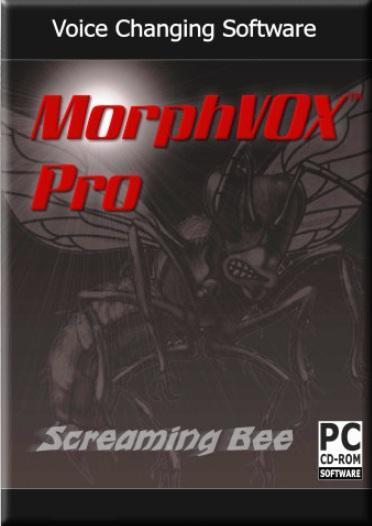 MorphVOX Pro Versión 4.4.9