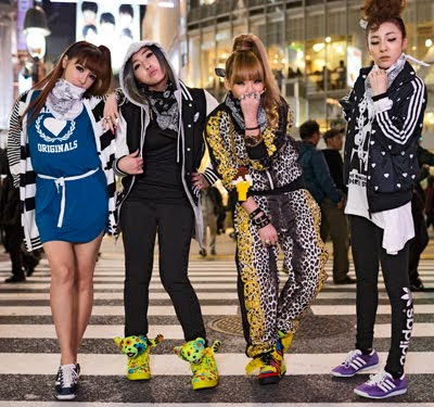 Adidas Originals ropa mujer
