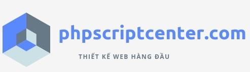 Thiết kế web shop hoa tươi PhpScipcenter