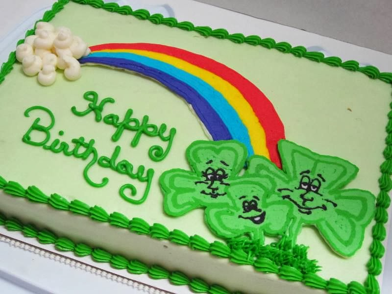 Cake Decorating St Patrick Day : Easy St. Patrick s Day Cake Ideas Sweet P s Cake ...