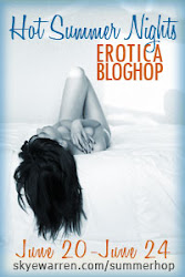 Hot Summer NIghts Erotica Blog Hop Coming in June