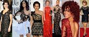 El encaje a estado de moda desde el 2010. Hemos visto a muchas estrellas .