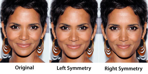 Cosmetic dentist facial symmetry very pity