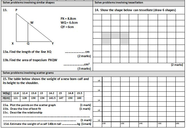 Kids maths worksheets – Maths Worksheets Ks3 Printable