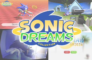 """Sonic Dreams Collection press splash image"" by Source. Licensed under Fair use via Wikipedia"