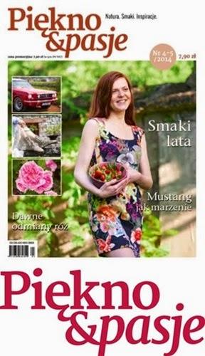 Chętnie czytuję i polecam - czasopismo już w sprzedaży.