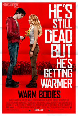Warm Bodies 2013 film movie poster medium size