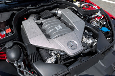 2011 Mercedes C63 AMG Black Series Coupé (C 204) - Engine