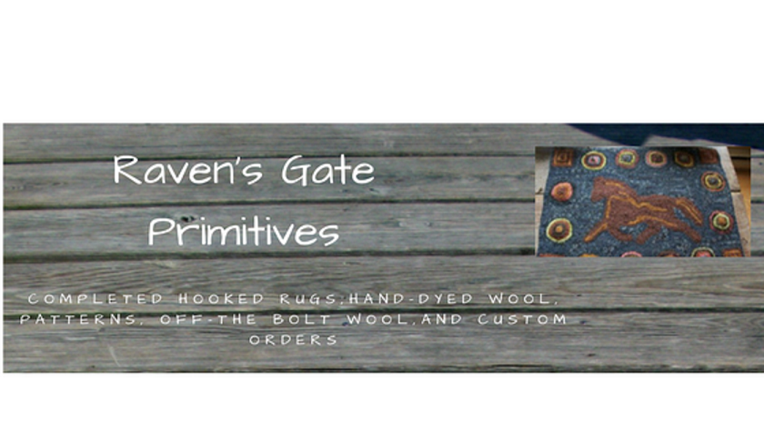 Raven's Gate Primitives