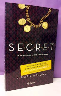 Portada del libro Secret